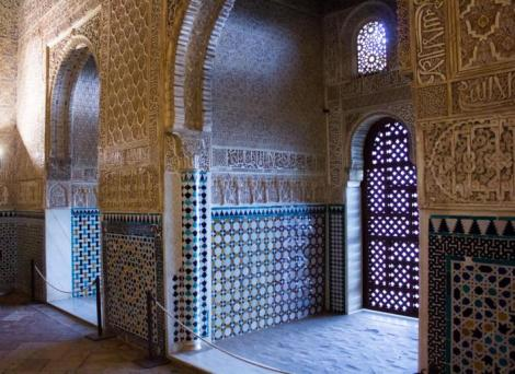 Andalusia, Alhambra Embassador Hall