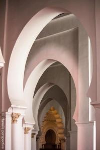 Koutoubia Mosque, Marrakech, Mihrab