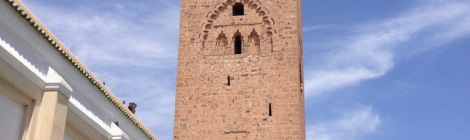 Kutubiya Mosque and Minaret, Marrakech