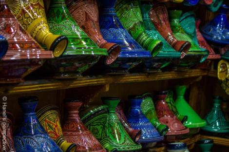 Tagines, Morocco- where else?