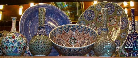 Izinik ceramic art