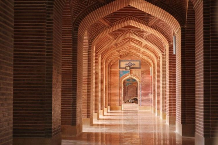 Thatta Mosque, Pakistan