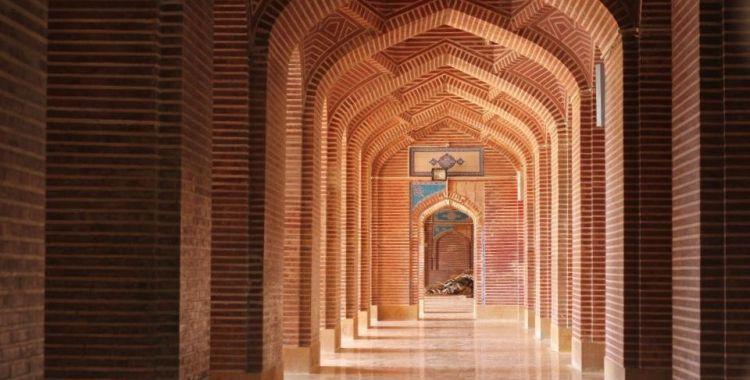 Thatta Mosque, Pakistan