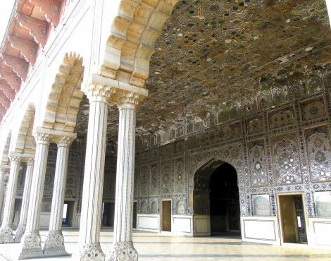 Sheesh Mahal, Lahore, Pakistan
