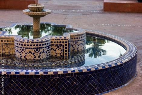 A Morrocan Mosaic