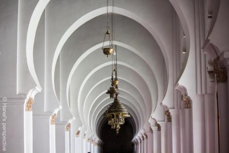 Pillars and Arches, Koutoubia Mosque