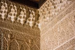 Wall Calligraphy, Alhabra