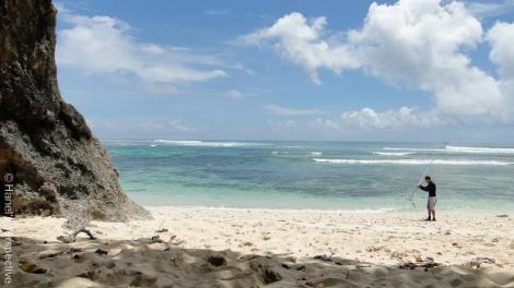 Bali Cliff Beach