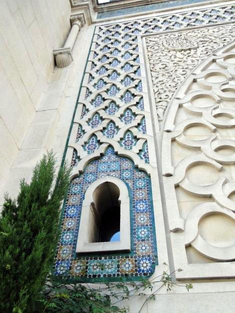 Unusual OPOV: Grand Mosque of Paris