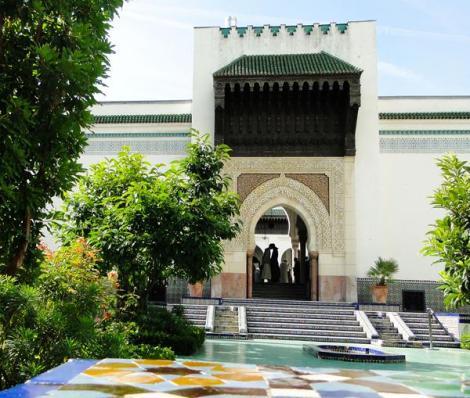 Unusual OPOV: Grand Mosque of Paris