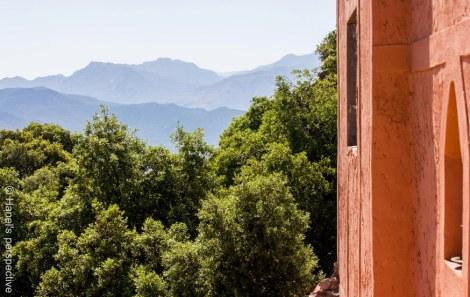 In the Atlas Mountain, Morocco