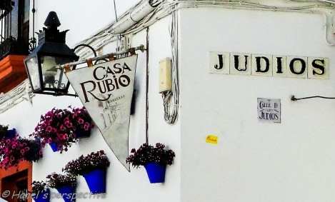 Judeira, the Jewish Quarter of Cordoba
