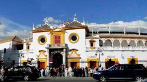 Plaza de Toros, Bullfighting ring