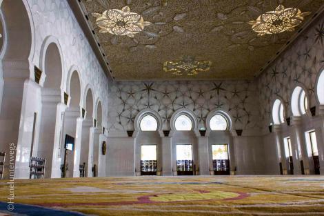 women's prayer room