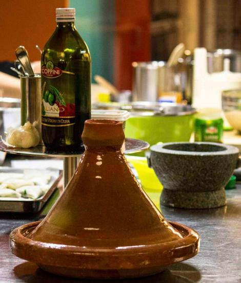 Morrocan Cooking Class
